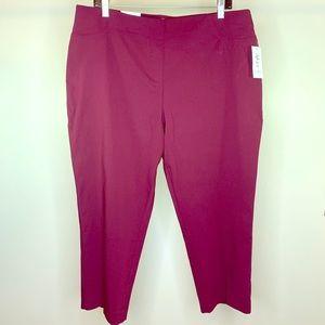 Style & Co Women's Mid Rise Skinny Capri Size XL